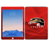 iPad Air 2 Skin-SIUE Cougars Official Logo