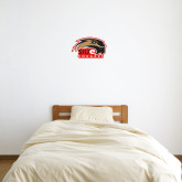 1 ft x 1 ft Fan WallSkinz-SIUE Cougars Official Logo