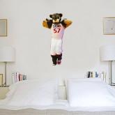 1.5 ft x 3 ft Fan WallSkinz-Mascot