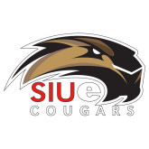 Extra Large Decal-SIUE Cougars Official Logo, 18 inches wide
