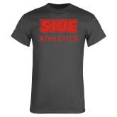 Charcoal T Shirt-SIUE