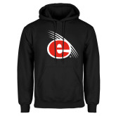 Black Fleece Hoodie-e Slash Mark