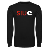 Black Long Sleeve TShirt-SIUE