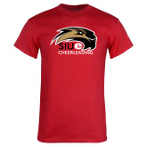 Red T Shirt-Cheer and Dance