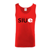 Red Tank Top-SIUE