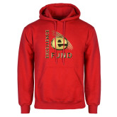 Red Fleece Hoodie-Excellence Fund
