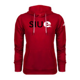 Adidas Climawarm Red Team Issue Hoodie-SIUE