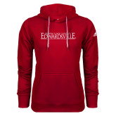 Adidas Climawarm Red Team Issue Hoodie-Institutional Mark