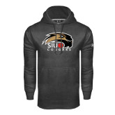 Under Armour Carbon Performance Sweats Team Hoodie-SIUE Cougars Official Logo