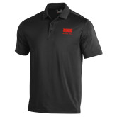 Under Armour Black Performance Polo-SIUE