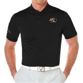 Callaway Opti Vent Black Polo-SIUE Cougars Official Logo