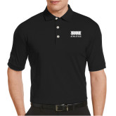 Callaway Tonal Black Polo-SIUE Cougars Stacked