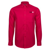 Red House Red Long Sleeve Shirt-SIUE