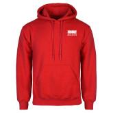 Red Fleece Hoodie-SIUE