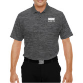 Under Armour Graphite Performance Polo-SIUE Cougars Stacked
