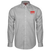 Red House Grey Plaid Long Sleeve Shirt-SIUE