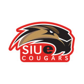 Small Magnet-SIUE Cougars Official Logo, 6 inches wide