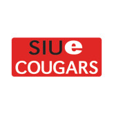 Small Magnet-SIUE Cougars Stacked, 6 inches wide