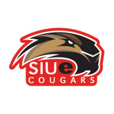 Medium Magnet-SIUE Cougars Official Logo, 8 inches wide
