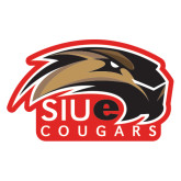 Extra Large Magnet-SIUE Cougars Official Logo, 18 inches wide