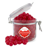 Sweet & Sour Cherry Surprise Round Canister-Institutional Mark