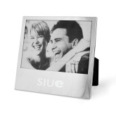 Silver 5 x 7 Photo Frame-SIUE Engraved