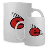 Full Color White Mug 15oz-e Slash Mark