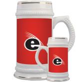 Full Color Decorative Ceramic Mug 22oz-e Slash Mark