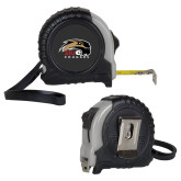 Journeyman Locking 10 Ft. Silver Tape Measure-SIUE Cougars Official Logo