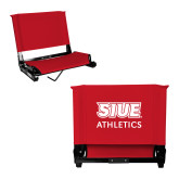 Stadium Chair Red-SIUE
