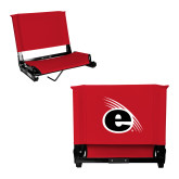Stadium Chair Red-e Slash Mark