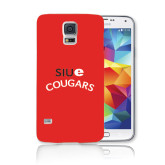 Galaxy S5 Phone Case-SIUE Arched Cougars