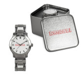 Ladies Stainless Steel Fashion Watch-Institutional Mark