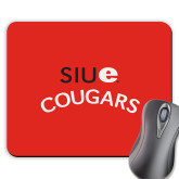 Full Color Mousepad-SIUE Arched Cougars