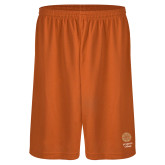 Performance Classic Orange 9 Inch Short-Seal with College Name