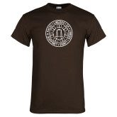 Brown T Shirt-Seal