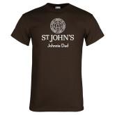 Brown T Shirt-Johnnie Dad