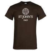 Brown T Shirt-Dad