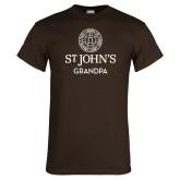 Brown T Shirt-Grandpa
