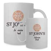 Dad Full Color White Mug 15oz-Johnnie Dad