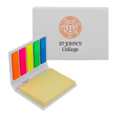 Micro Sticky Book-Seal with College Name
