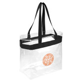 Game Day Clear Stadium Tote-Seal