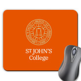 Full Color Mousepad-Seal with College Name