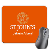 Full Color Mousepad-Johnnie Alumni