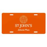 License Plate-Johnnie Mom