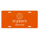 License Plate-Johnnie Dad