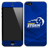 iPhone 5/5s/SE Skin-New Primary Logo, Background PMS 286 Blue