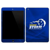 iPad Mini 3/4 Skin-New Primary Logo, Background PMS 286 Blue