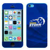 iPhone 5c Skin-New Primary Logo, Background PMS 286 Blue