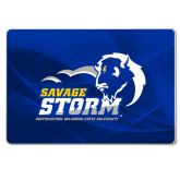 Generic 17 Inch Skin-New Primary Logo, Background PMS 286 Blue